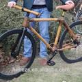 Chine fournisseur en gros 700c bambou, fixie vélo vélo pignon fixe