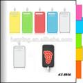Portátil mini 4000 mah power bank para todos os tipos de celular