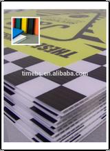 Corrugated Plastic Sheets, Coroplast,Corflute Sheet, Fluted Board