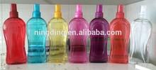 250ml PET sprayer Bottle/8oz pet bottles/pet plastib bottle
