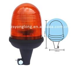 Amber led flash Warning light 12V-24v Beacon Strobe Emergency Light