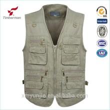 2014 Men's Outdoor Fishing Vest