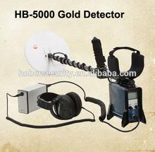 High Performance underground Gold Detector 5000/Deep Search Metal Detector 5000/Super Gold Scanner 5000