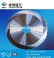 tungsten carbide round blade, tungsten carbide disc cutter, round blade sharpening