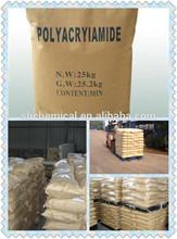petrol chemical anionic polymer APAM/PAM/PHPA/polyacrylamide