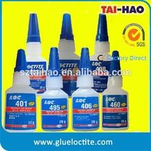 High temperature resistant rubber latex adhesive / glue