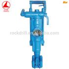 jack hammer YT27/mini jack hammer YT27/pneumatic forging hammer/small hand drill machine/mini jack hammer