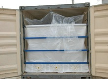 Laf brand - Dry bulk Container Liner for PVC granules