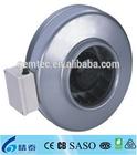 Electrical Metal Circular Duct Fan with Ball Bearing Motor