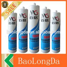 waterproof white emulsoid acidic silicone sealant