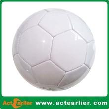 plain white footballs