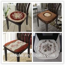 2014 New Fashion Jacquard Chair Cusion Outdoor Beach Office Chair Cushion