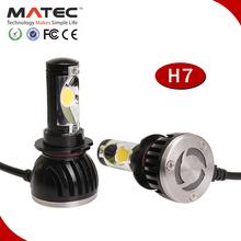 factory wholesaler h1,h3,h4,h7,h8,h9,h11,9004,9005,9006,9007 skoda octavia led headlight H7