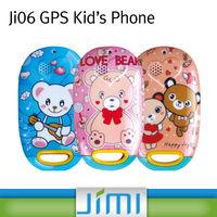JIMI Mini Baby Phone GSM GPS Tracking, SOS Calls, SMS, Voice Monitoring Ji06
