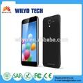 "Wg7 5.0 "" Fwvga MT6572 512 MB 4 GB 2Mp teléfono inteligente chino de doble Sim Smartphone desbloquear"