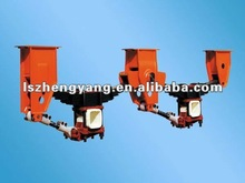trailer and semi trailer fuwa type suspension assembly high intensity mechanical suspension