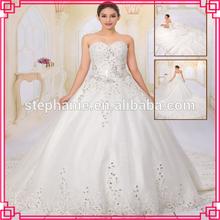 Guangzhou Stephanie Wedding Dress A6935 Wedding Dress 2015
