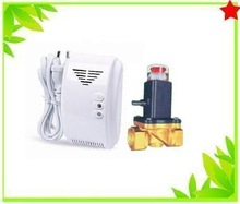 Best quanlity and price Gas Leakage Alarm with electromagnetic valve