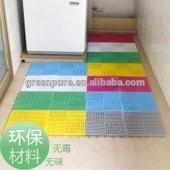 2014 não cheiro engrossado máquina lavável porta mat / capacho / tapete