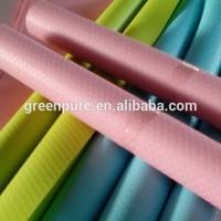 2014 Newest non-smelling fashion striped anti-slip customized szie drawer shelf liner kitchenware mat