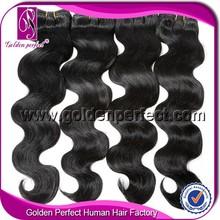 5a virgin brazilian body wave 100% human hair wholesaler