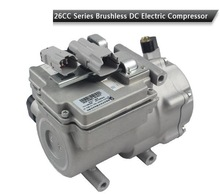 China factory of 26CC brushless DC electrical compressor