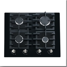 Hot selling built-in stainless steel/tempered glass gas burner,gas stove,gas cooker
