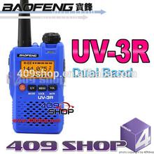 Cheap UV-3R 136-174/400-470Mhz Baofeng uv-5r land mobile radio