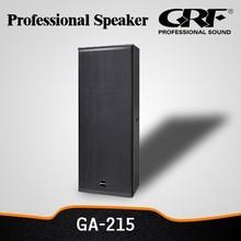 Pro Audio Dual 15 inch 700W Full Rang Live Speaker System
