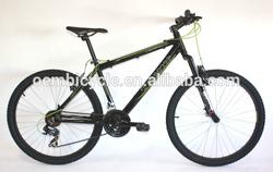 26 Inch 21speed Aluminium Alloy Mountain Bike oem bicycle customized mtb bicycle