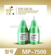 Compatible bulk toner Ricoh MP7500/Af 1075