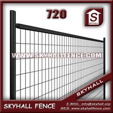 Garden Edging Rattan Hurdle Fence