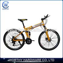 21 speed mountain bike folding and 26inch folding bike
