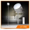 Haute qualité réglable aluminium pas cher trépied moderne décoratif en aluminium conduit trépied lampadaire