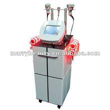 Touch screen cavitation slimming machine 40Khz&1M RF& IC card