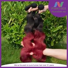 fast shipping cheap wholesale virgin indian human wavy salon hair extension