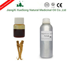 100% pure and Natural, High quality Angelica oil ,The biggest essential oil supplier in China