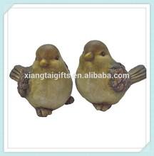 Small ceramic birds, ceramic birds sculpture
