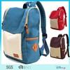 custom made china supplier girls fashion bag canvas designer bags