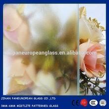 Vitrail motif livraison, Verre imprimé pour plateaux de table, Écran de douche motif verre