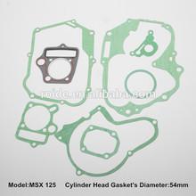 MSX 125 for motorcycle full gasket kit