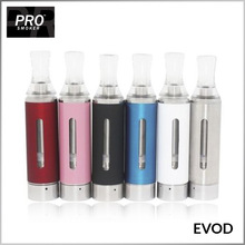 Dual favor e-cigarette Eco-friendly free samples favorable price evod ecigs/ evod atomizer weed smoking
