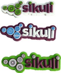SIKULI rubber 3d pvc fridge magnet at good price/pvc fridge magnet