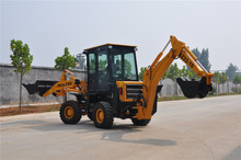 Case mini excavator backhoe WZ30-25 with breaking hammer