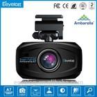 Eeyelog Full HD 1296P LCD Vehicle DVR Video Dashboard Car Camera Recorder