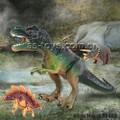 بارد الاطفال لينة مطاطية صغيرة لعب ديناصور الزاحف المجنح