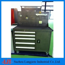 Professional Tool Box with wheels /High Quality Steel cheap Tool Cabinets