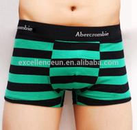 custom men boxer shorts cotton spandex