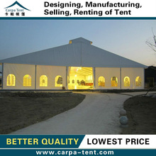 25x55m big event tents with stylish event tent decorations for 1000 people capacity