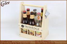 handle beer bottle carrier of 6 packs